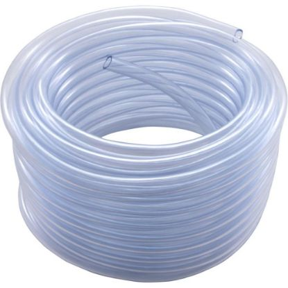 "Air/Water Tubing, Vinyl, 1/4""id x 3/8""od, 50ft Roll replaces 110-0110, 110-0110B, 110-0110P, 110-0110PB, 1303014050, 1303014100, 22144-050-000, 7-0075, CT0406650-48S, DEL70075, W01-1200"