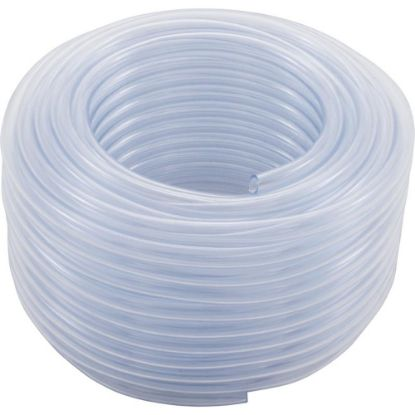 "Air/Water Tubing, Vinyl, 3/8""id x 9/16""od, 100ft Roll replaces 10-2423, 1303038050, 1303038100, 191297, 22145-050-000, 30-2423, 40109, WO1-1400"