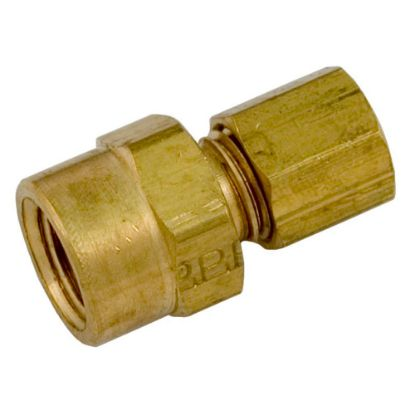"Compression Fitting, Universal, 3/16"" x 1/8"" replaces 3902-A, 603747, 6200-170A"