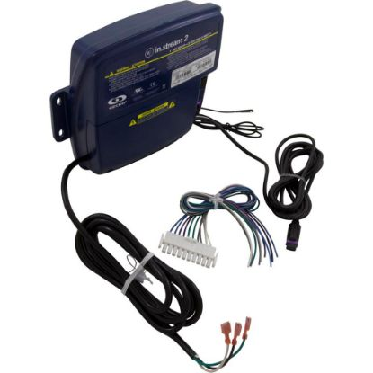 0704-121008 Audio System, Gecko In. Stream 2, 115/230v, Quick Connect Cord replaces 0704-100002, 704100002
