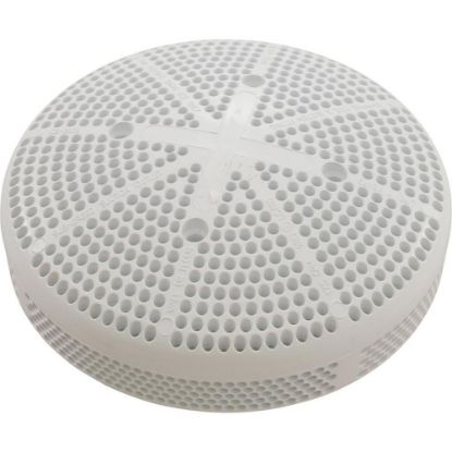 25215-000-003 175 Gpm Fiberglass Pool Suction Cover Only (Vgb) White replaces 315088, 9348-283