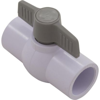 "25800-110-000 Ball Valve, Custom Molded Products, 1"" Slip replaces _25800-110-000, 230821"