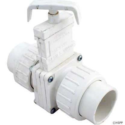 "Gate Valve, Grid Controls, 1-1/2""union x 1-1/2""union"
