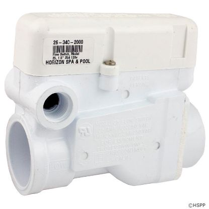 "Flow Switch, Grid Controls M-25, 25A, 115v, 1-1/2"" Slip"