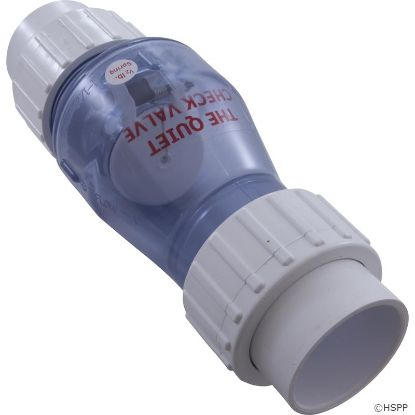 "Check Valve, Magic Plastics Smart Check, 1-1/2""Union, 1/2 lb"