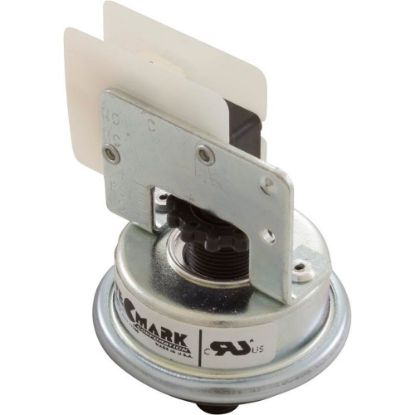 "3010P Pressure Switch 3010P, Tecmark, 25A, 1/8""mpt, SPNO, Plastic replaces 9171-42A"