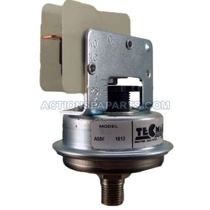 Tecmark Stainless Steel Pressure switch 1/8 THD