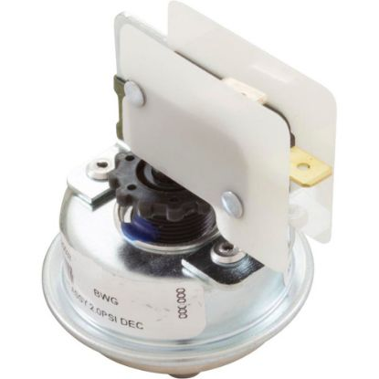 "30408 Pressure Switch 30408, 3A, BWG, 1/8""mpt, SPST replaces _30408, 610798, 9711-125, 9711-24"