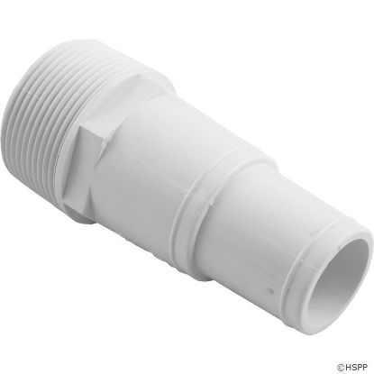 "Barb Adapter, 1-1/2""mpt x 1-1/4""s or 1-1/2""s, Generic"