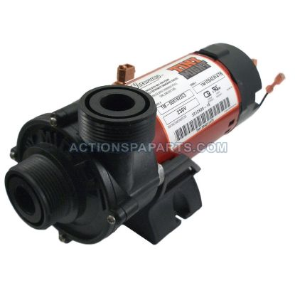 "Waterway Tiny Might Circulation Pump 230V 1"" Threaded"