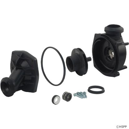 "Wet End, Jacuzzi J-Series 1.0hp 2""Jacuzzi threaded48fr Kit"