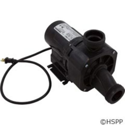 "Pump, Bath, BWG Gemini Plus II VS, 1.5hp, 115v, 1-1/2"", OEM"