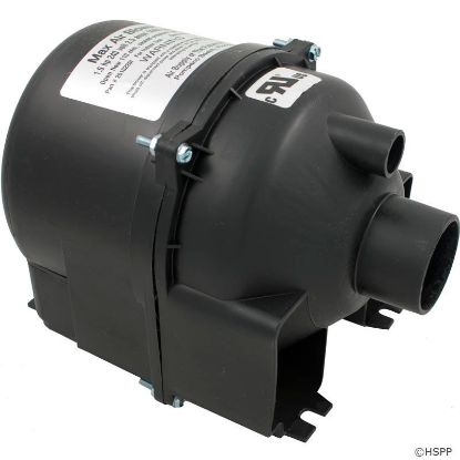 "Blower, Air Supply Max Air, 1.0hp, 230v, 2.4A, 48"" AMP Cord"