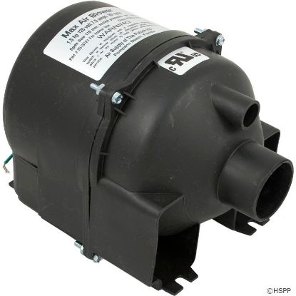 "Blower, Air Supply Max Air, 1.5hp, 115v, 7.0A, 48"" AMP Cord"