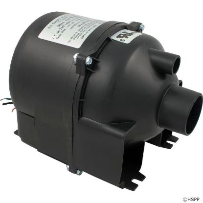 "Blower, Air Supply Max Air, 1.5hp, 230v, 3.5A, 48"" AMP Cord"
