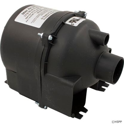 "Blower, Air Supply Max Air, 2.0hp, 115v, 9.0A, 48"" AMP Cord"