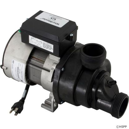 Pump, Bath, Gecko AquaFlo Whirlmaster, 0.75hp, 115v, 1-Spd, OEM, AS