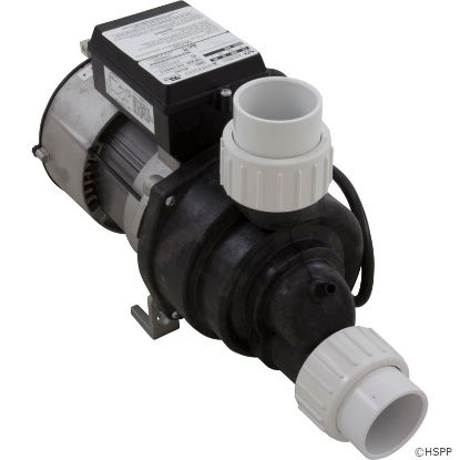 Pump, Bath, Gecko AquaFlo Whirlmaster, 1.0hp, 115v, 1-Spd, OEM, AS