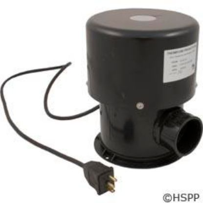 Blower, Therm Products 450, 1.0hp, 115v, Molded Cord