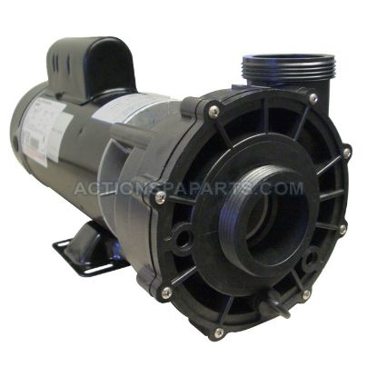 Waterway EX2 Spa Pump 2.0HP 230V 2SP 48FR