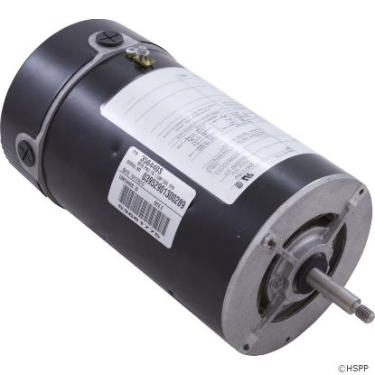 Motor, Century, 1.5hp, 115v/230v, 48fr, Pinnacle, no base