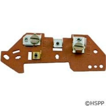 Terminal Board, Franklin, Square Flange, 2-spd, 0.5-2.0hp