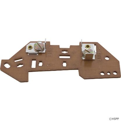 Terminal Board, Franklin, Square Flange, 2-spd, 2.5hp