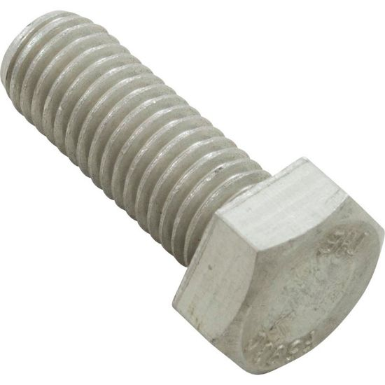 "356788 Bolt, Pentair EQ, Hair & Lint Strainer, Hex, 5/8""-11 x 1-3/4"" replaces _356788, 313788, 5076-380"