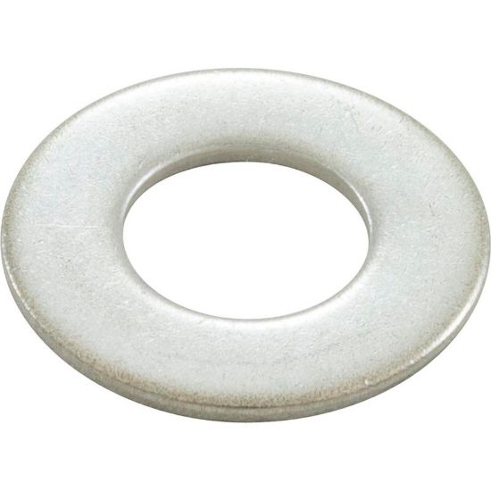 "356789 Washer, Pentair EQ Ser, Strainer, Flat, 5/8""id x 1-5/16""od, ss replaces _356789, 5076-120, 617658"