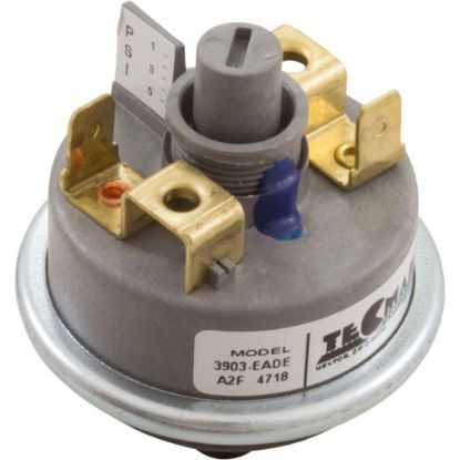 "3903-EADE Pressure Switch, Balboa 36142, 2 PSI, 1A, 1/8""mpt, Generic replaces 9711-110, 9711-114, 9711-99, BB36142"