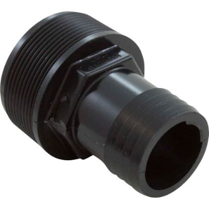"417-6161 Adapter, 2"" Male Pipe Thread x 1-1/2"" Barb replaces _417-6161, 370414"
