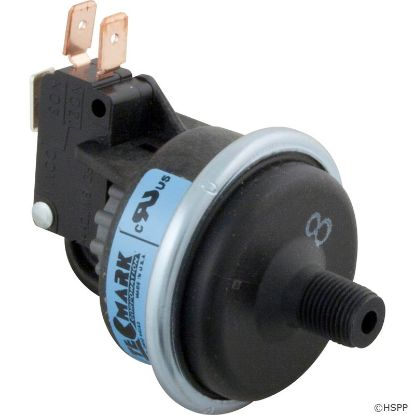 "Vacuum Switch, Cal Spa V4001P-DX Repl, 21A, 1/8""mpt, Generic"