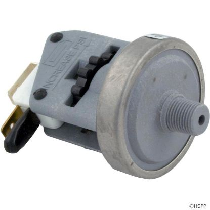 "Pressure Switch, Len Gordon, 1A, 1/8""mpt, SPDT, 15-30psi"