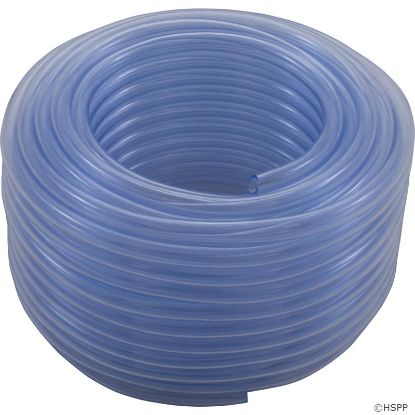 "Air/Water Tubing, Vinyl, 3/8""id x 1/2""od, 100ft Roll"