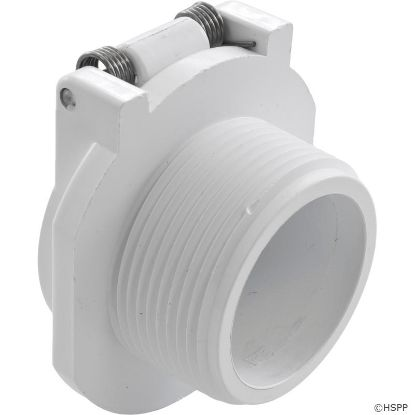 Vac Lock Cover, White, Generic