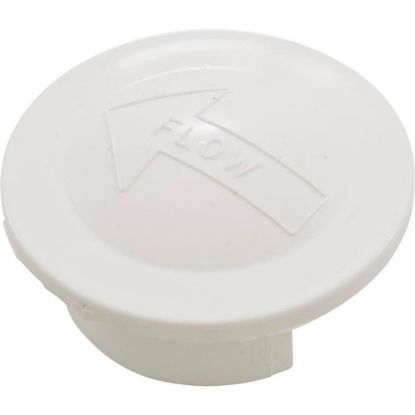602-4020 Cap, Waterway, Check Valve, White replaces 370372