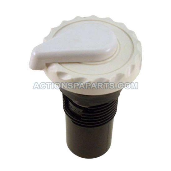 "Air Control - 1"" Top Access Air Control - Scallop Style"