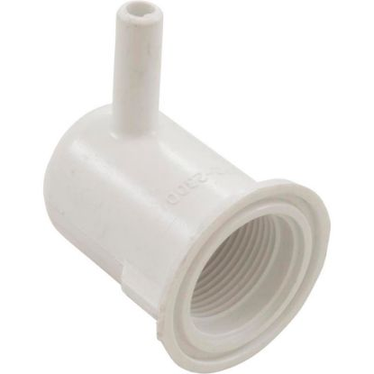 "672-2300 3/8"" Barb Ell Air Injector Body Top-Flo replaces 370115"