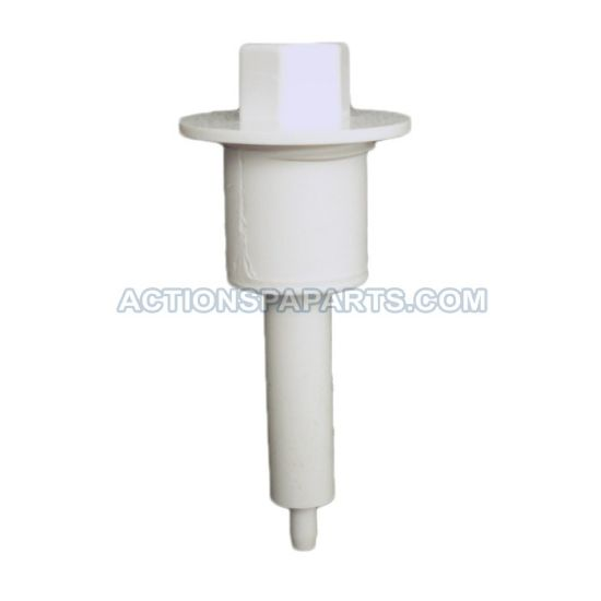 Air Button Internal, Len Gordon, Lite Touch #4, White