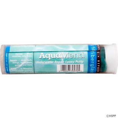 Underwater Epoxy Putty, AquaMend, 2oz Stick
