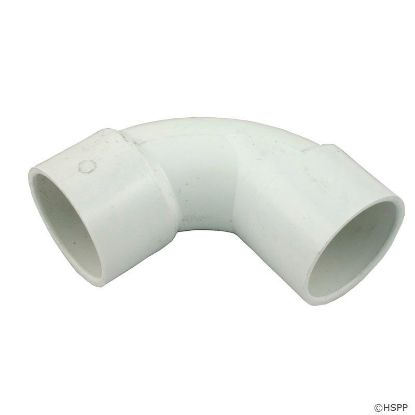 "90 Elbow, Sweep, Waterway, 1-1/2"" Slip x 1-1/2"" Slip"