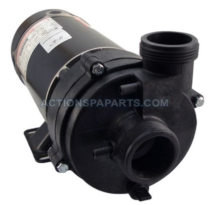 "Spa Pump, Vico, Ultima, .75HP 115V 1SP 1.5"" SD"