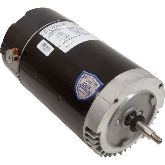 ASB130 Motor, Nidec/US Motor, 2.0hp, 230v, 1Spd, 56Jfr, CFace, Thd, Full replaces 38629, 5238-151