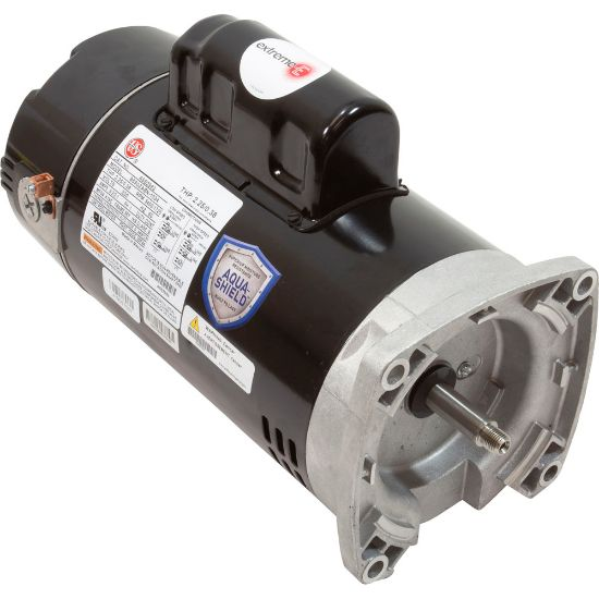ASB2983 Motor, US Motor, 1.5hp, 2-Spd, 230v, 56YFr, SQFL, Full Rate, PE