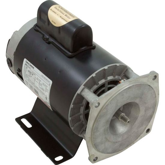 B667 Motor, Letro, 0.75hp, 115v/230v, 1Spd, 56Yfr, Thd, LA01 replaces 3285-80, 620070