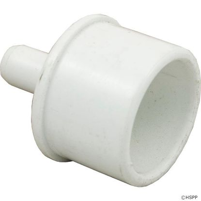 "Barb Adapter, 3/8"" Barb x 1"" Spigot"