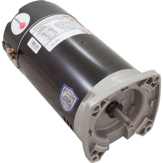 EB859 Motor, US Motor, 2.0 Horsepower, SQFL, Uprate, 115/230v replaces 3510831, 38540, 5234AX, 5238-109, B859, EMR-60-6044