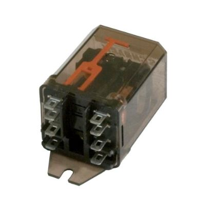 RM203-615 Relay, Schrack, RM203-615, DPDT, 16A, 115v replaces RM203-615