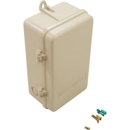T101P3 Nema 3R - Plastic Case 125 V Spst Beige Case replaces 3680-0, 603602, INT-30-710