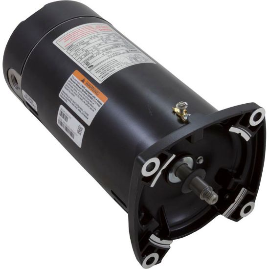 USQ1102 Motor, Century, 1.0hp, 115v/230v, 1-Speed, 48Y Frame replaces _USQ1102, 306076, 5232A, AOS-60-5074
